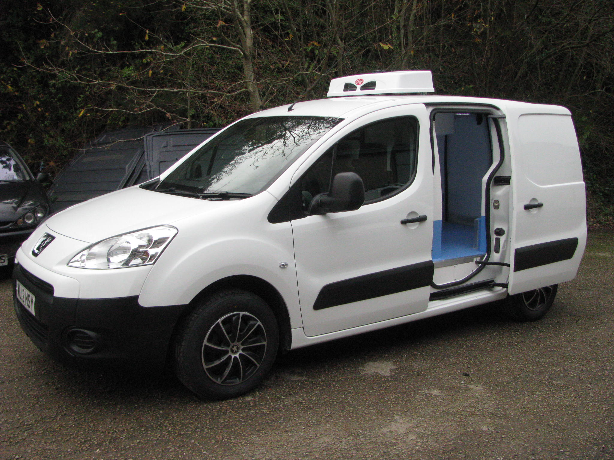 Photo of Refrigerated Van